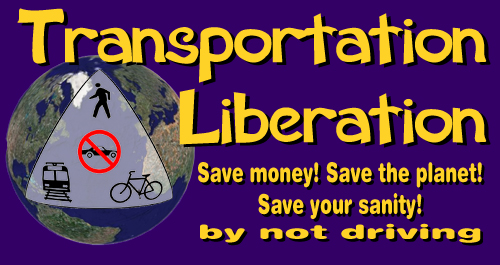 Transportation Liberation Road Show